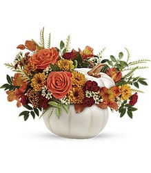 Teleflora's Enchanted Harvest Bouquet from Weidig's Floral in Chardon, OH