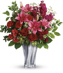 Teleflora's Sterling Love Bouquet from Weidig's Floral in Chardon, OH