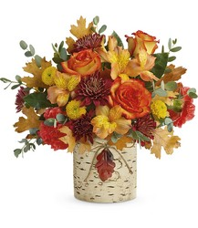 Autumn Colors Bouquet from Weidig's Floral in Chardon, OH