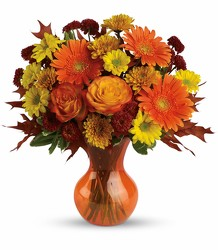Teleflora's Forever Fall from Weidig's Floral in Chardon, OH
