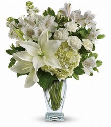 Teleflora's Purest Love Bouquet from Weidig's Floral in Chardon, OH