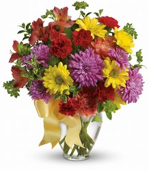 Color Me Yours Bouquet from Weidig's Floral in Chardon, OH