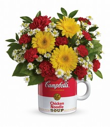 Campbell's Healthy Wishes by Teleflora from Weidig's Floral in Chardon, OH