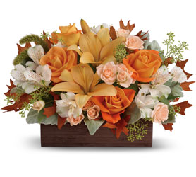Fall Chic Bouquet from Weidig's Floral in Chardon, OH