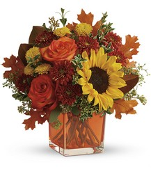 Teleflora's Hello Autumn Bouquet from Weidig's Floral in Chardon, OH