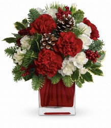 Make Merry by Teleflora from Weidig's Floral in Chardon, OH
