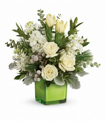 Teleflora's Winter Pop Bouquet from Weidig's Floral in Chardon, OH