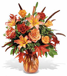 Fall Grandeur from Weidig's Floral in Chardon, OH