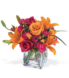Teleflora's Uniquely Chic Bouquet from Weidig's Floral in Chardon, OH
