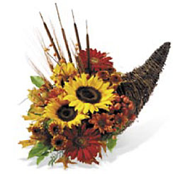 Country Cornucopia from Weidig's Floral in Chardon, OH