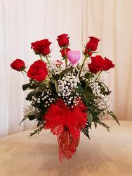 Classic 1 Dozen Roses from Weidig's Floral in Chardon, OH