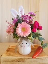 Easter Bunny from Weidig's Floral in Chardon, OH